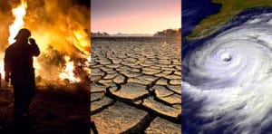 Human migration/displacement as a result of Climate Change
