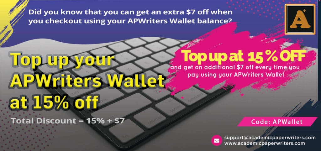 Checkout with your apwriters wallet to save more