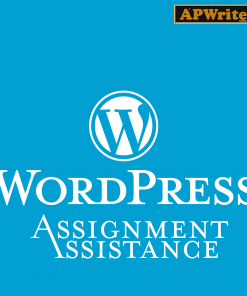 WordPress Assignment Assistance