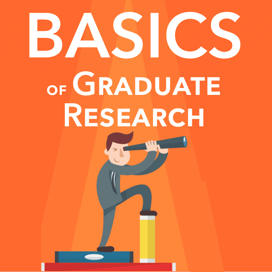 How to write graduate research paper